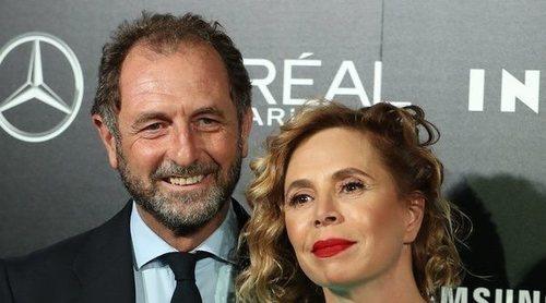 Ágatha Ruiz de la Prada: 'Estoy muy enamorada. Luis Gasset me ha enseñado que el amor hay que mimarlo'
