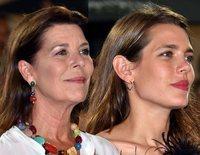 Las confesiones de Carolina de Mónaco y Carlota Casiraghi: identidad monegasca, feminismo, aficiones y Grace Kelly