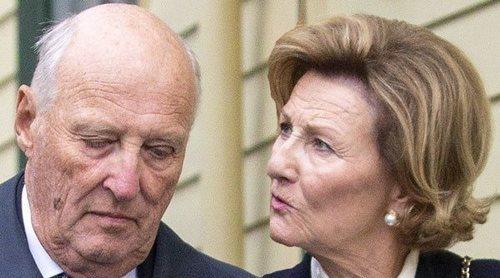 El susto de Harald y Sonia de Noruega por el coronavirus en un momento delicado para el Rey de Noruega