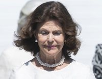 La tristeza de Silvia de Suecia por la muerte de su hermano Walther Sommerlath