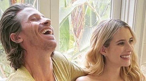 La razón por la que Emma Roberts se alegra de estar embarazada de un niño y no de una niña