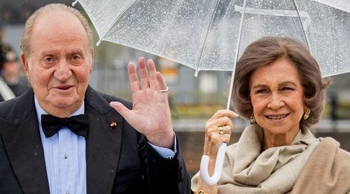 Los reyes Juan Carlos, Sofía y otros familiares, investigados por Anticorrupción por el uso de tarjetas opacas