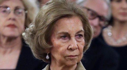 El círculo cercano de la Reina Sofía habla de la tristeza con la que ha tenido que lidiar toda su vida