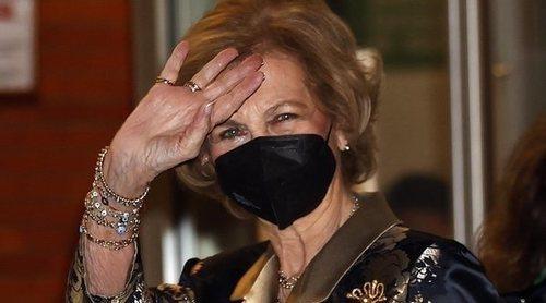 La Reina Sofía reaparece tras su cumpleaños y su nuevo escándalo familiar