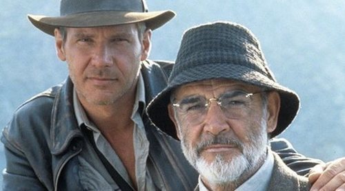 Harrison Ford rinde homenaje a Sean Connery tras su muerte: 'Descansa en paz, querido amigo'