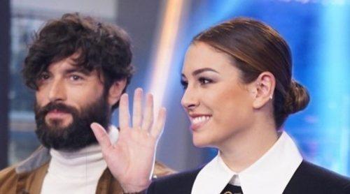 El zasca de Blanca Suárez a Javier Rey en su paso por 'El Hormiguero': 'Sigue trabajando'