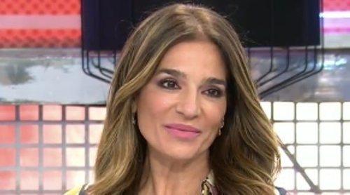 Raquel Bollo se pronuncia sobre el conflicto de Kiko Rivera e Isabel Pantoja: 'No me voy a posicionar'