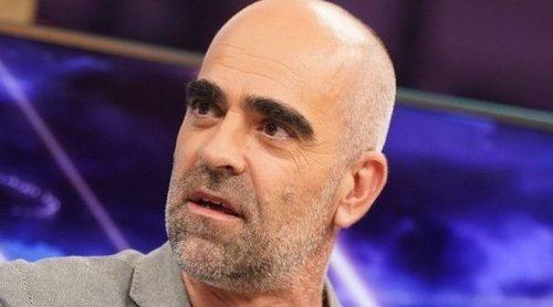 Luis Tosar defiende por sorpresa a Sara Sálamo en 'El Hormiguero': 'Vivimos en un país muy machista'
