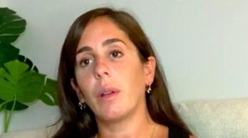 Anabel Pantoja pide perdón por cargar contra 'La casa fuerte' y Jorge Javier advierte: 'Trabajáis gracias a Mediaset'