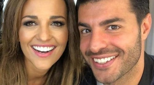 Paula Echevarría bromea con Miguel Torres sobre sus cambios hormonales durante el embarazo
