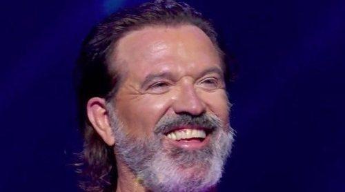 'Mask singer' desvela al segundo famoso: Pepe Navarro se escondía tras el disfraz de pulpo