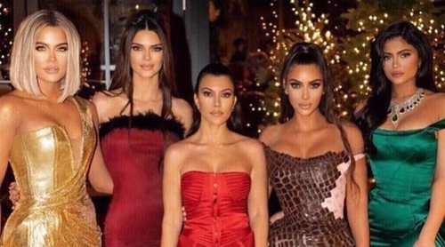 No hay dos sin tres: Las Kardashian ya planean su fiesta de Navidad a pesar de la Covid-19