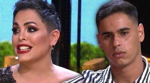 Amor Romeira y Anuar, hermano de Asraf Beno, han tenido un affaire: 'Es muy recomendable'