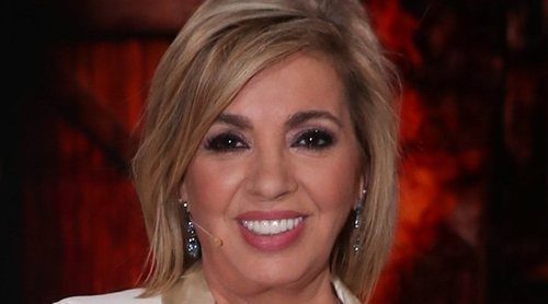 Carmen Borrego, fichaje sorpresa del programa 'Está pasando' de Telemadrid