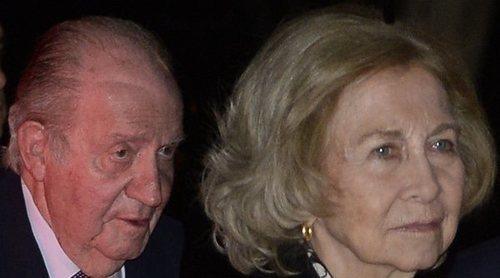Así apoyaron los Reyes Juan Carlos y Sofía a Alessandro Lequio y Ana Obregón tras la muerte de su hijo Álex Lequio