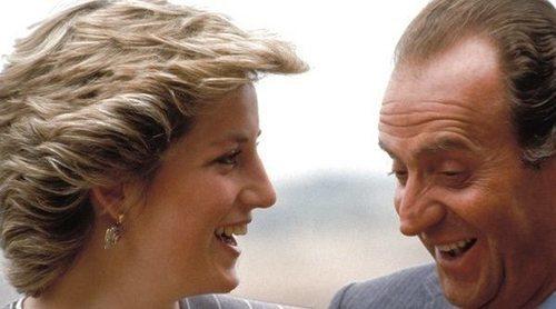 El motivo por el que el Rey Juan Carlos regaló 45.000 dólares a Lady Di