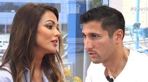 Así ha sido la cita de Gianmarco y Lara Álvarez en 'Solo': la presentadora se ha sincerado sobre el amor