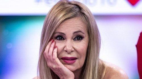 Ana Obregón no retomará su obra de teatro 'Falso directo'