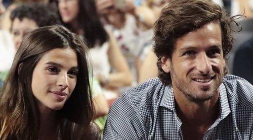 Sandra Gago y Feliciano López revelan el nombre que han elegido para su primer hijo
