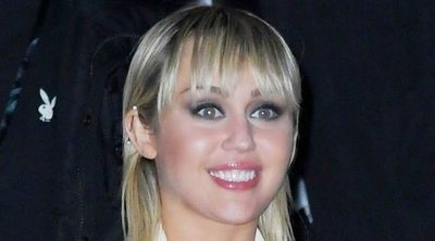 Miley Cyrus revela que ha recaído en el alcohol: 'No quiero beber más'