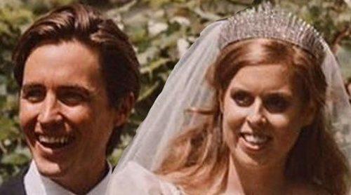 Las bodas reales de 2020: de Beatriz de York y Edo Mapelli a Felipe de Grecia y Nina Flohr