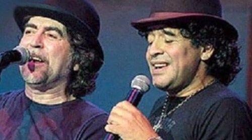 Cristiano Ronaldo, Joaquín Sabina y otros famosos dan el último adiós a Diego Armando Maradona