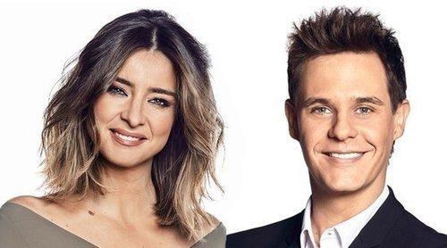 Sandra Barneda y Christian Gálvez presentarán las Campanadas 2020 en Mediaset desde Gran Canaria