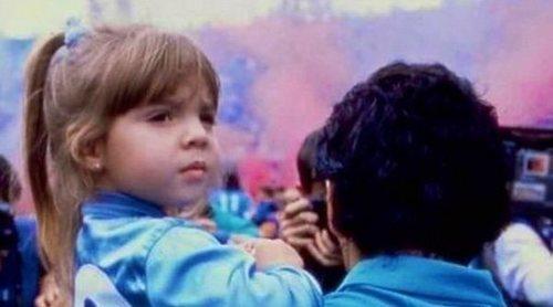 La despedida de Dalma a su padre Maradona tras su muerte: 'Estoy destruida. No hacía falta mucho para amarte'