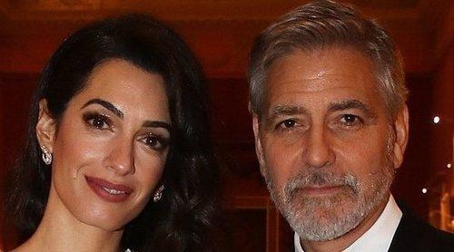 George Clooney dice que Amal le cambió la vida: 'Era más importante que yo mismo'
