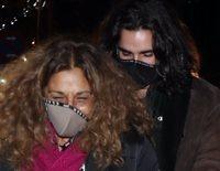 Lolita Flores se refugia en su hijo tras suspender su obra teatral por problemas de salud