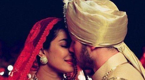 Nick Jonas y Priyanka Chopra celebran dos años de matrimonio recordando instantes de 'sus bodas'