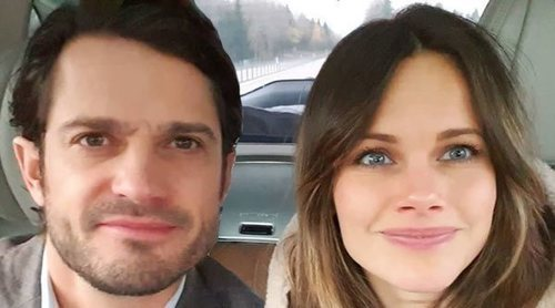 La mejoría de Carlos Felipe y Sofia de Suecia tras dar positivo en coronavirus: una declaración y una esperanza
