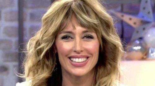 Emma García anuncia su vuelta al trabajo tras dar positivo en Coronavirus