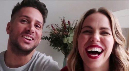 Yoli Claramonte y su novio desvelan el nombre que han elegido para su bebé
