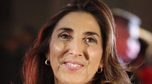 Paz Padilla habla sobre el cáncer que padeció su marido: 'Lo que más me ayudó a ayudarle a él fue el amor'