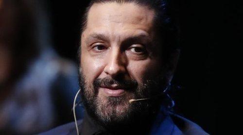 Rafael Amargo, en una rueda de presa: 'Puedo decir que tomas tú más que yo'