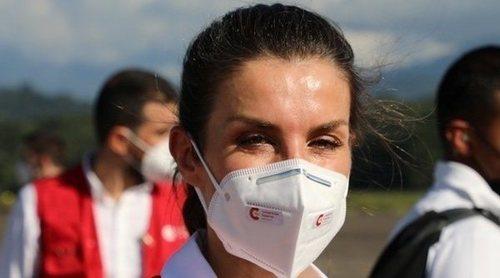 El viaje humanitario de la Reina Letizia a Honduras: recepción por todo lo alto y toneladas de ayuda