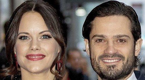 Carlos Felipe y Sofia de Suecia superan el coronavirus