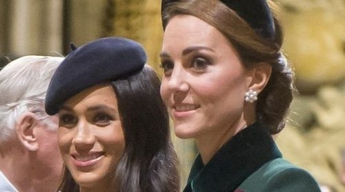 El gesto de buena voluntad entre el Príncipe Guillermo y Kate Middleton y el Príncipe Harry y Meghan Markle