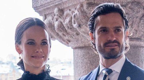 Carlos Felipe y Sofia de Suecia esperan su tercer hijo