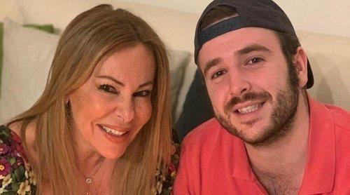 Ana Obregón recuerda a su hijo Álex Lequio siete meses después de su muerte