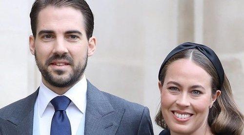 Felipe de Grecia y Nina Flohr se han casado: boda secreta en Suiza con dos invitados