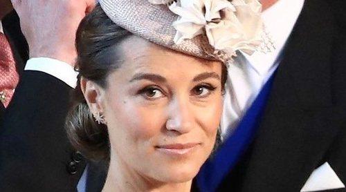 Pippa Middleton y James Matthews están esperando su segundo hijo