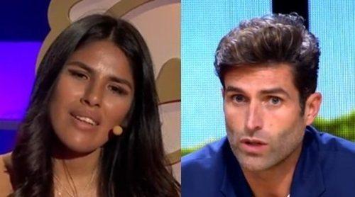 'La casa fuerte 2': El tenso cara a cara de Isa Pantoja y Efrén Reyero y el interrogatorio de Asraf Beno
