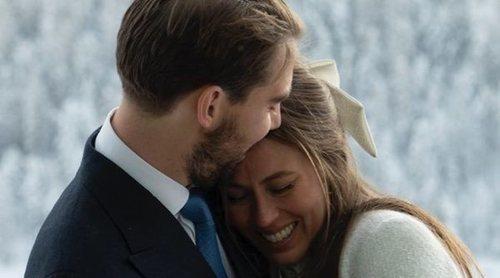 Nina Flohr deja claro que habrá otra boda real con Felipe de Grecia
