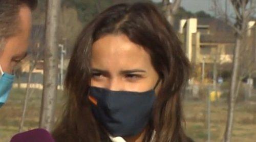 Gloria Camila tras poner en duda Michu su papel como tía: 'Todo es mentira'