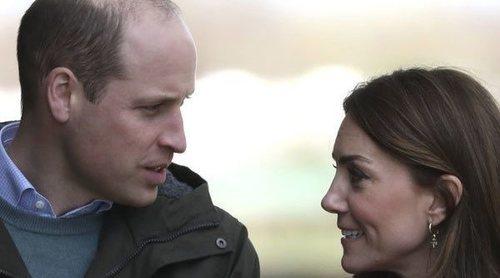 El Príncipe Guillermo y Kate Middleton y los Condes de Wessex, acusados de saltarse las restricciones