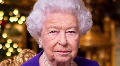 El deseo navideño de la Reina Isabel: 'Lo único que realmente queremos es un abrazo'