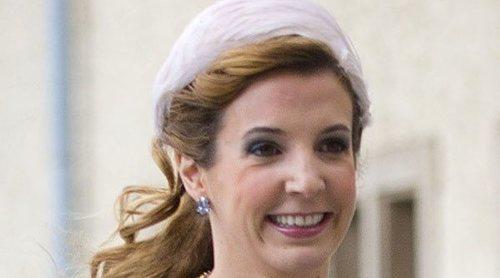 Tessy de Luxemburgo recuerda el vínculo que le une con Marie Chantal de Grecia