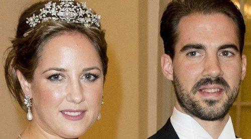 De la blanca Navidad de recién casados de Felipe de Grecia y Nina Flohr al feliz reencuentro de Theodora de Grecia